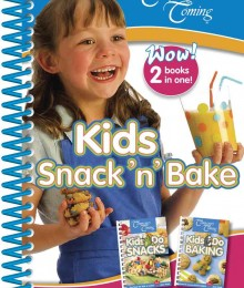Kids Snack 'n' Bake