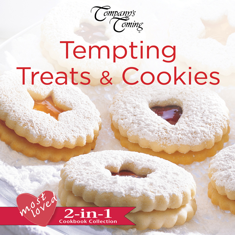 Tempting Treats & Cookies