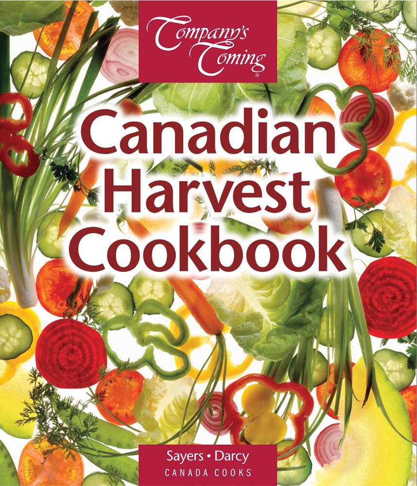 Canadian Harvest Cookbook, The
