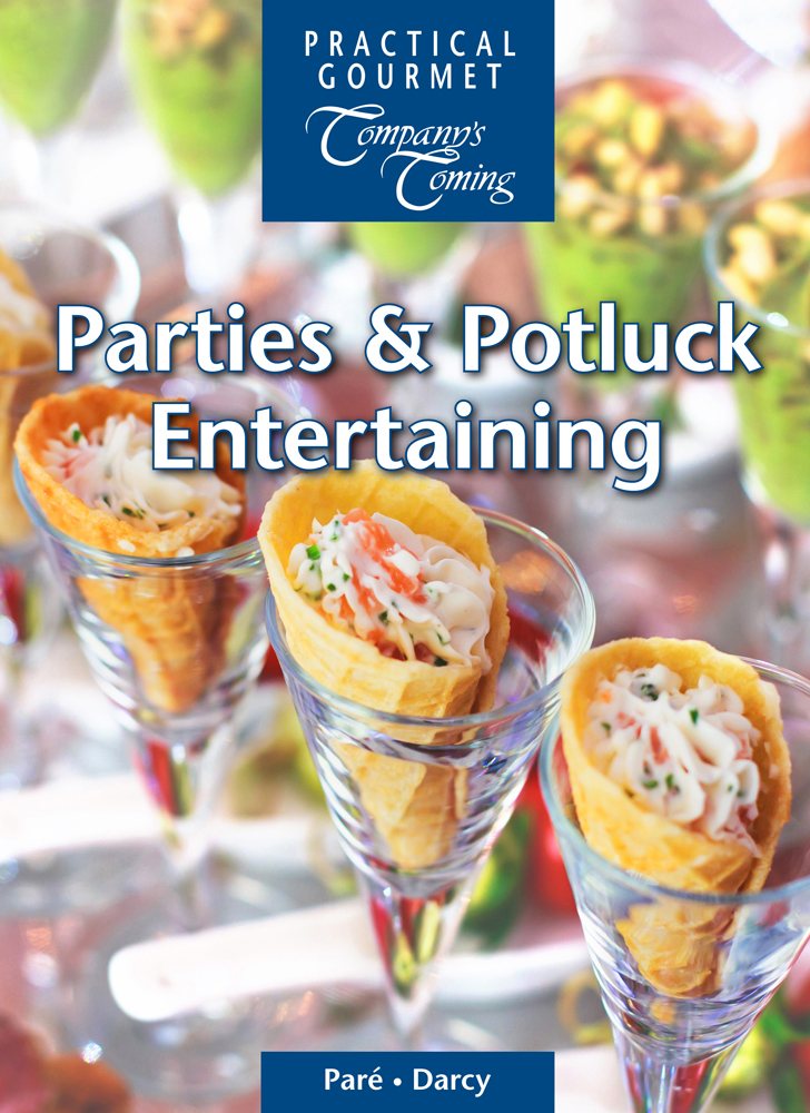 Parties & Potluck Entertaining