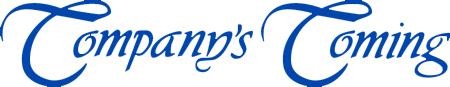 Company's Coming Logo